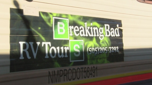Breaking Bad RV Tour adds new stops after release of 'El Camino' movie