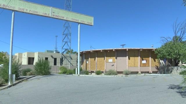 City of Albuquerque hoping to demolish problem property