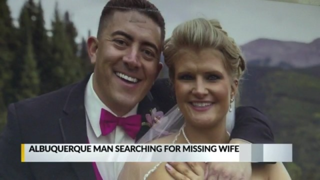 Albuquerque man searching for missing wife