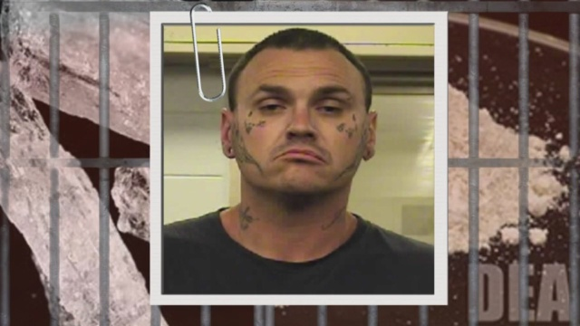 DWI charge could put convicted drug trafficker back in prison