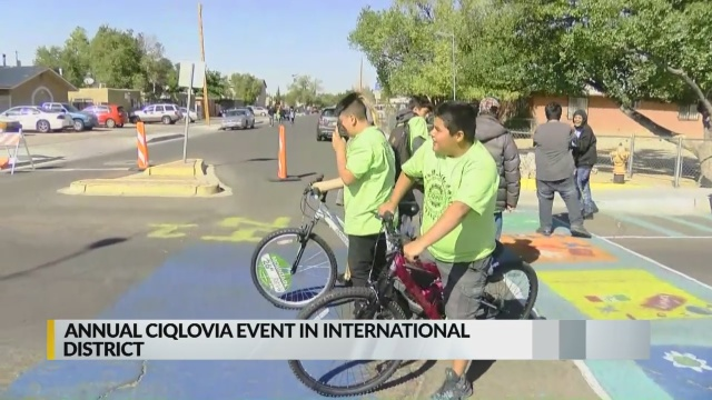 International district holds CiQlovia event