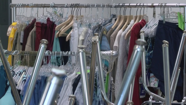 Netflix donates clothing to APS students in need