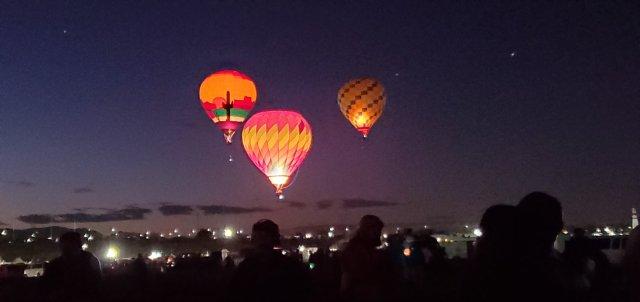 Balloon Fiesta Pilot Briefing – Day 4