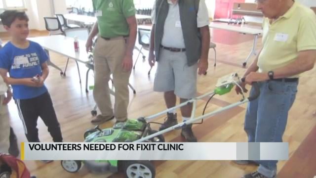 Keep Albuquerque Beautiful seeks volunteers for Fix-It Clinic