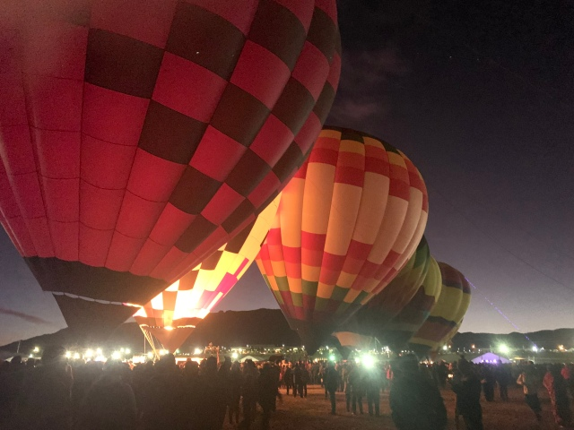 Balloon Fiesta – Day 8 morning updates