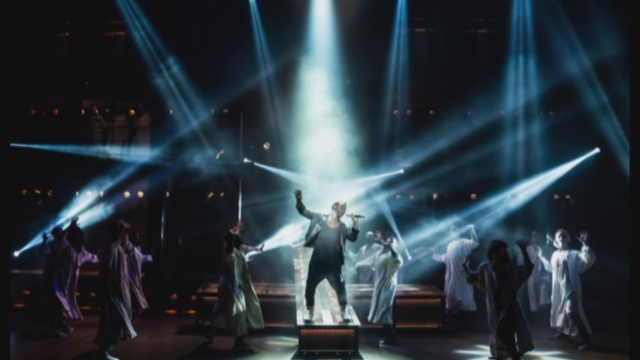 'Jesus Christ Superstar' takes to the stage at Popejoy Hall