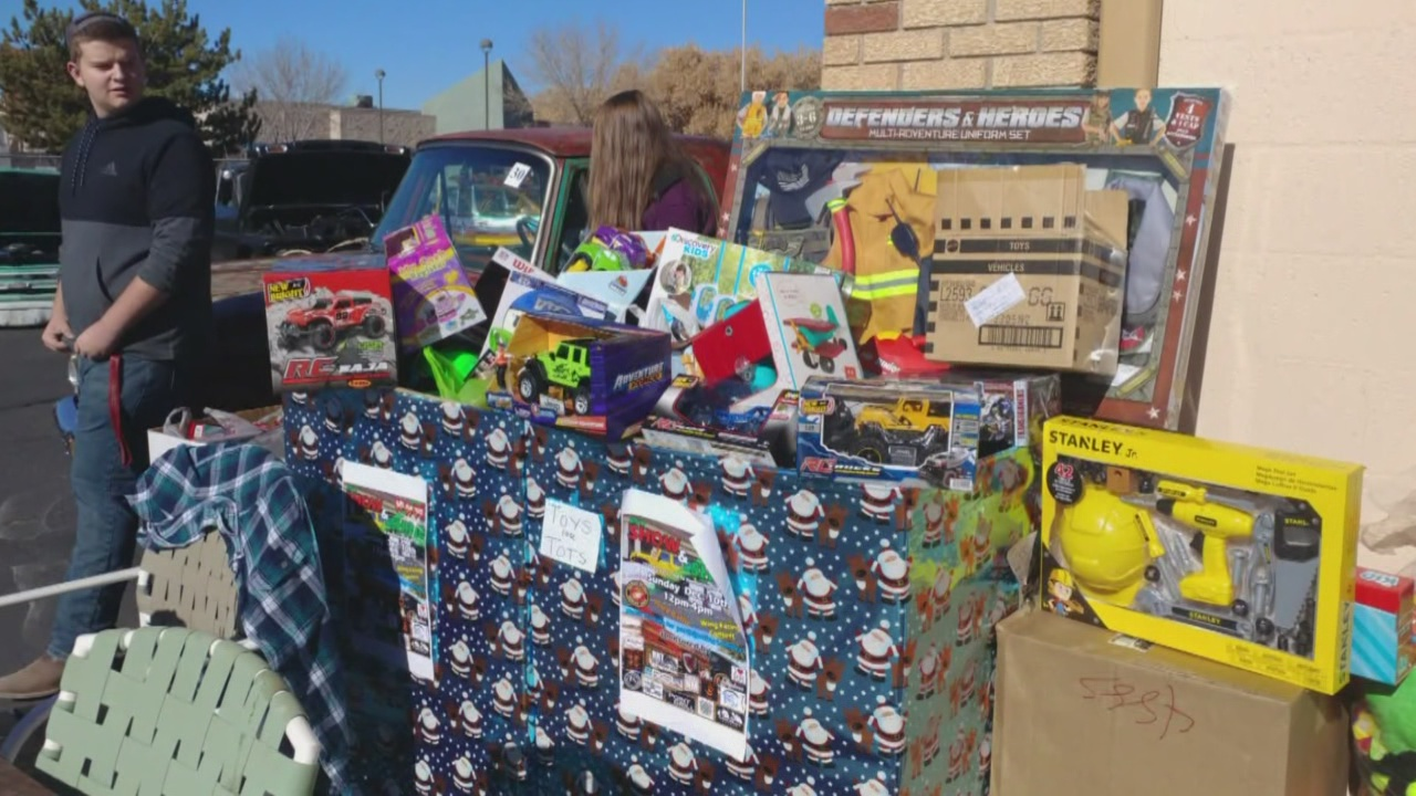 Abq Nm Free Christmas Toys 2020 Toys for Tots and Good360 to provide 2M toys, books to families