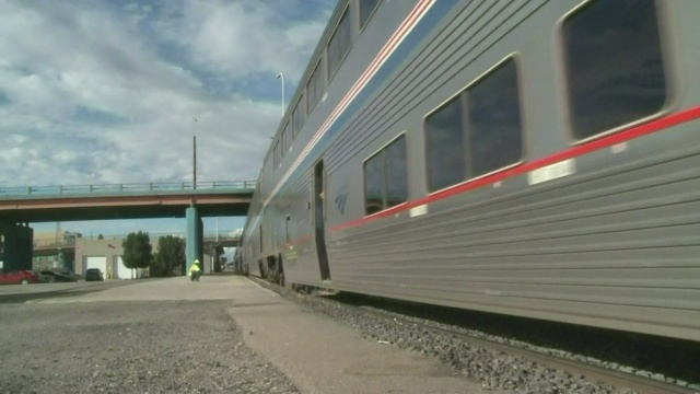 Travelers delayed following freight train derailment