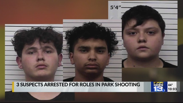 Shots fired in Albuquerque park lead to arrests
