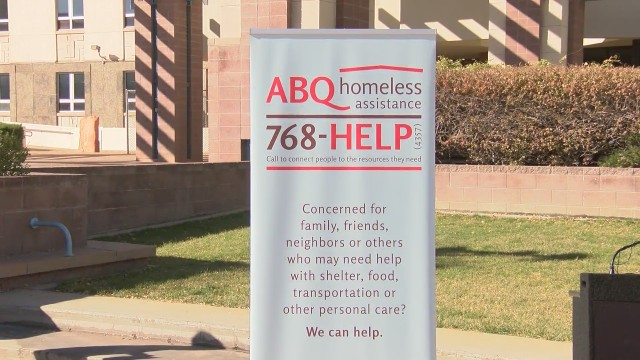 City of Albuquerque launches new Homeless Assistance helpline