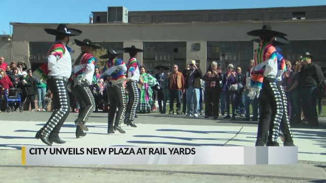 New parts of ABQ Railyards unveiled