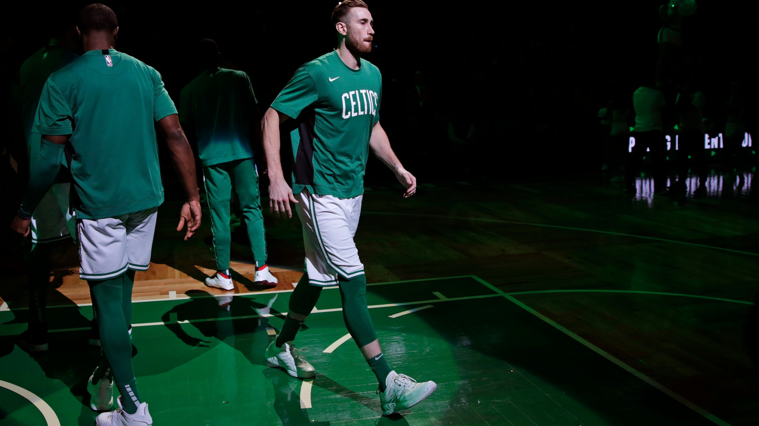Celtics F Hayward Returns From Injury Against Cavaliers Krqe News 13
