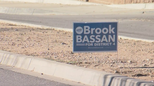 Alleged theft of city council campaign sign sparks controversy