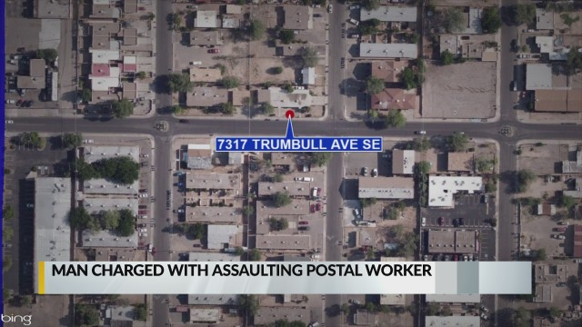 Man accused of threatening Albuquerque mail carrier with knife