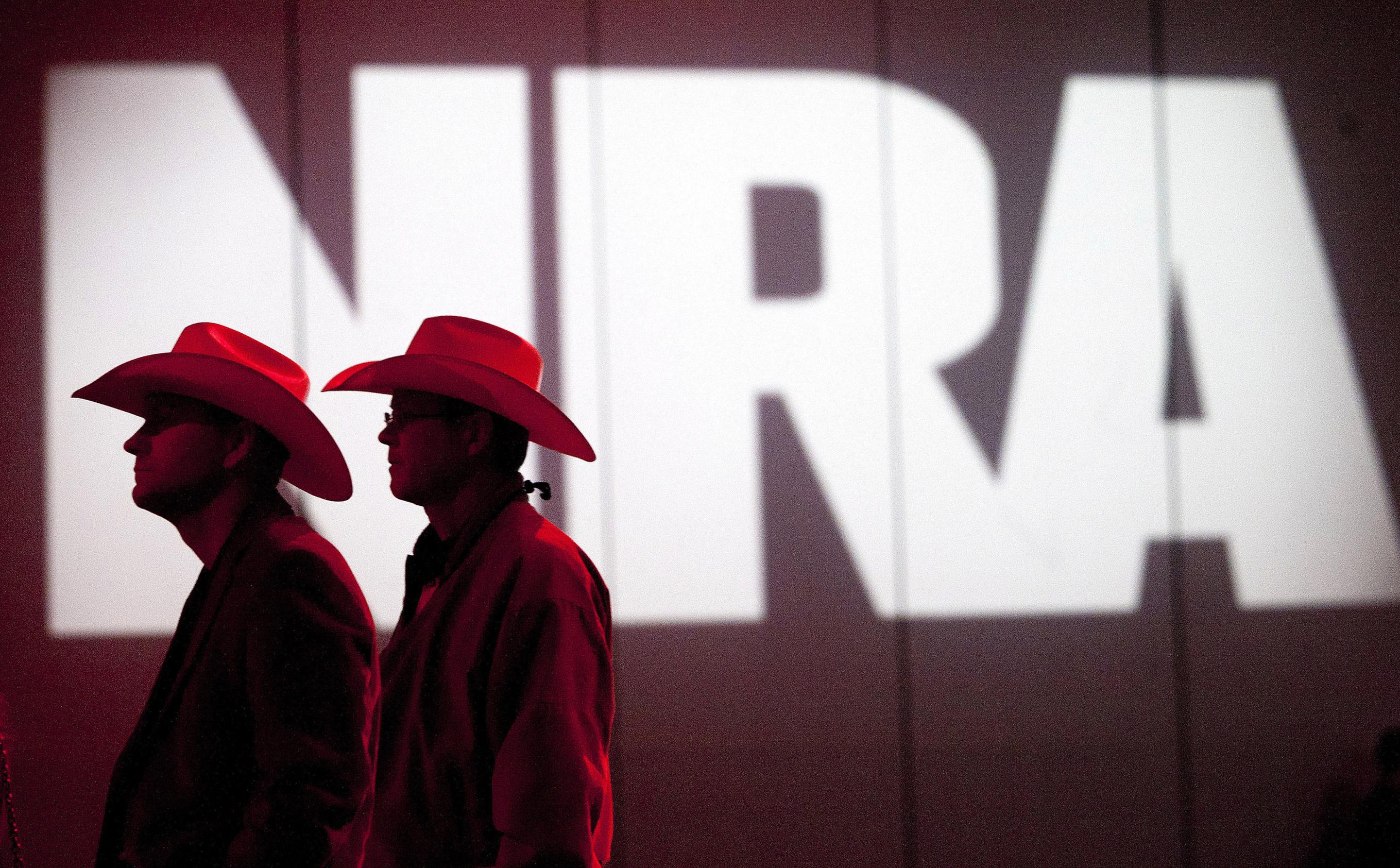 Judge blocks enforcement of LA law that takes aim at NRA