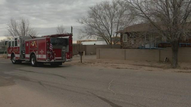 AFR investigates house fire in northeast Albuquerque