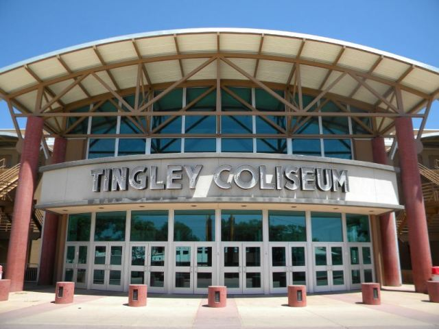 Expo New Mexico's Tingley Coliseum hosts four-day rapid hire event
