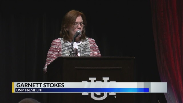 UNM President delivers 2020 State of the University address