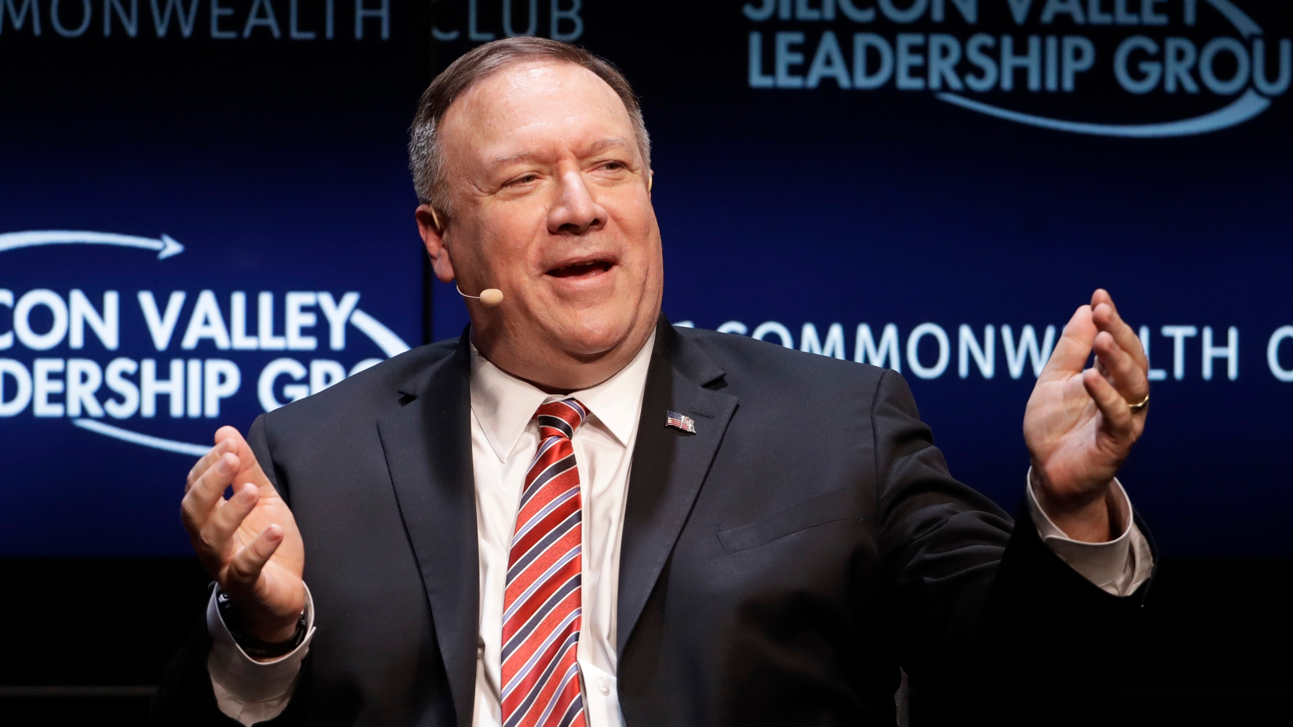 Mike Pompeo