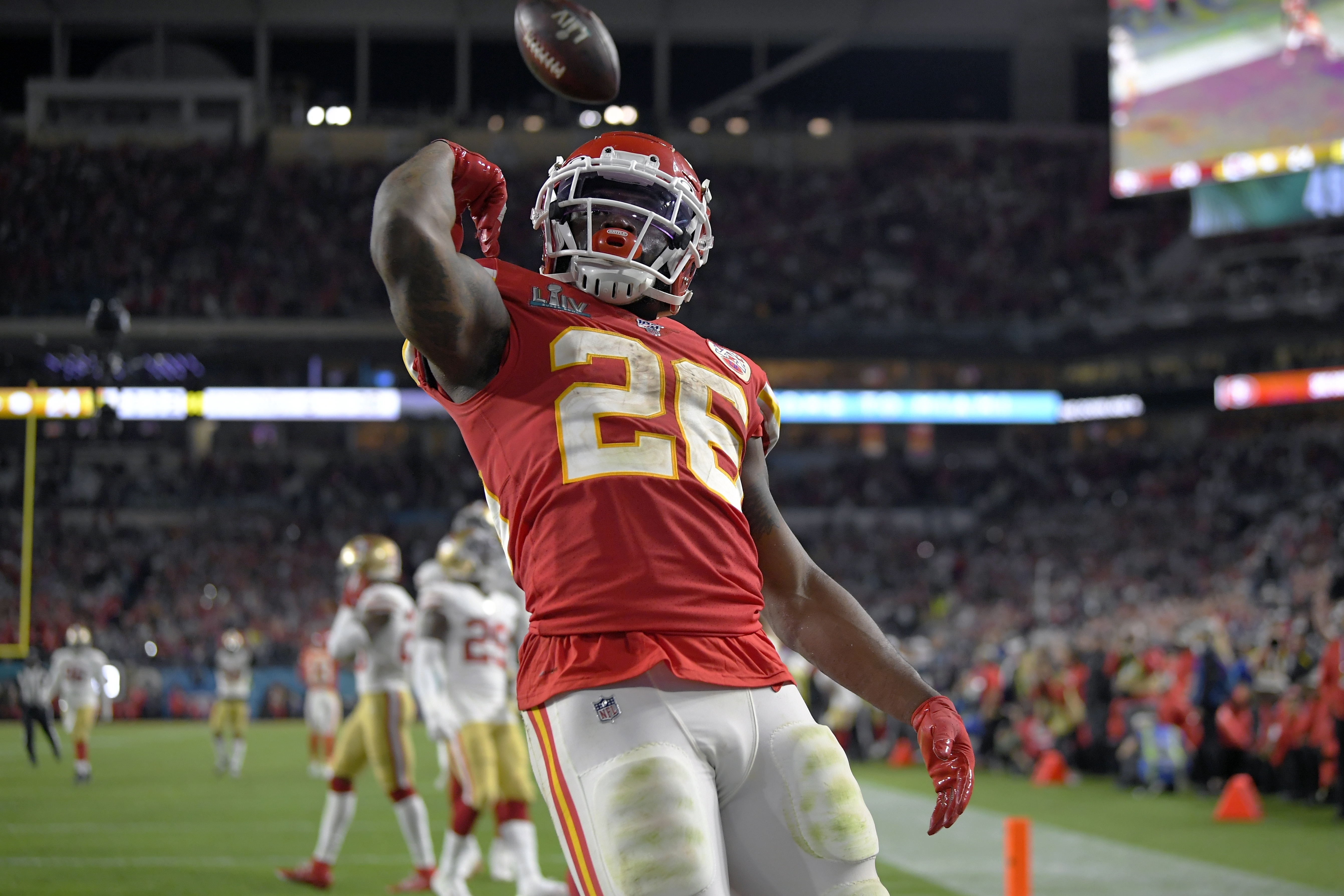 Williams Late Tds Help Kc Rally Past 49ers In Super Bowl Krqe News 13 A delayed game is eventually good, shigeru miyamoto once said about ocarina. copyright 2020 the associated press all rights reserved