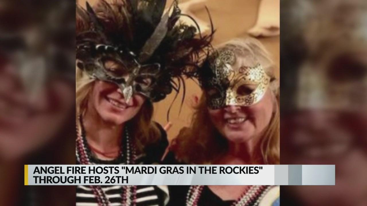 Angel Fire hosts 'Mardi Gras in the Rockies'