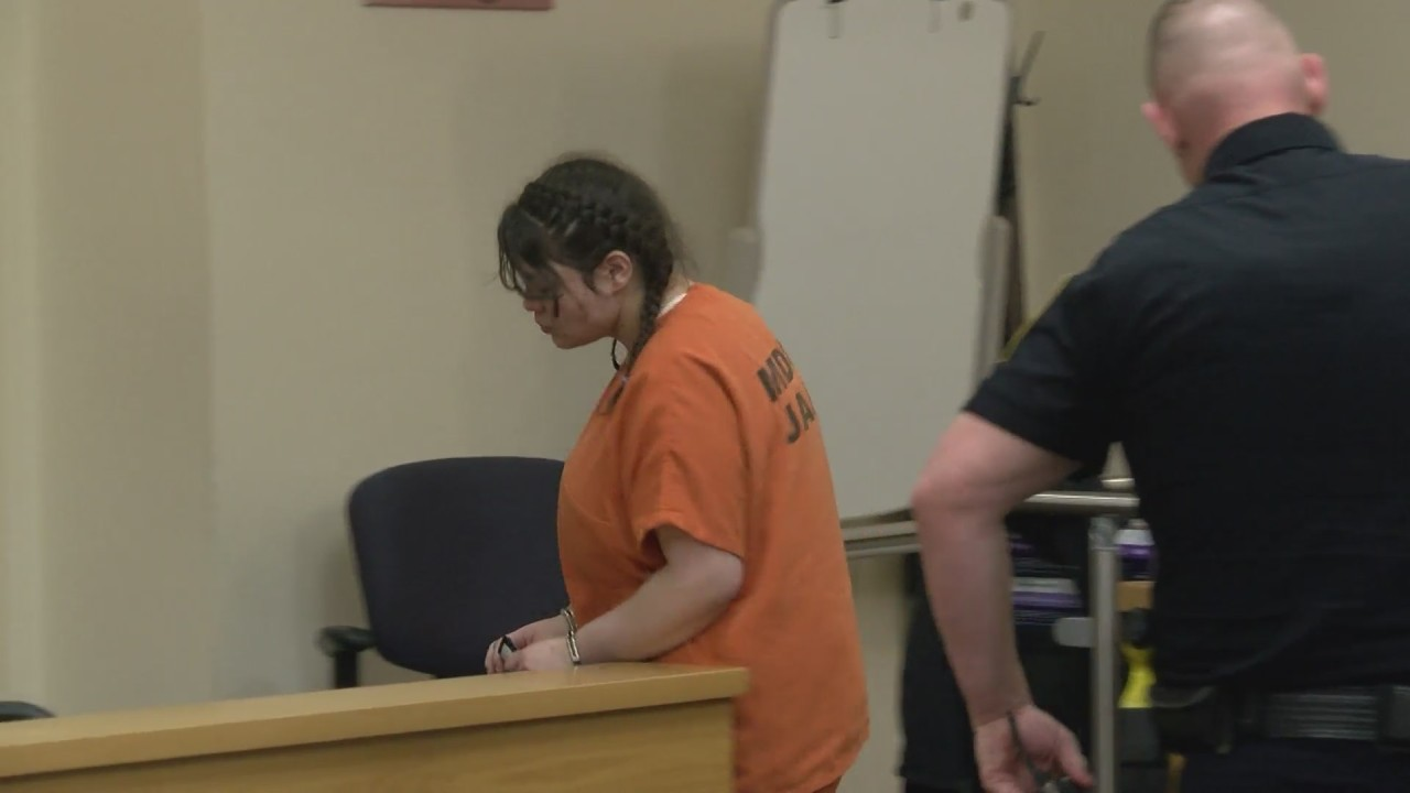 Woman accused of deadly armed robbery changes plea