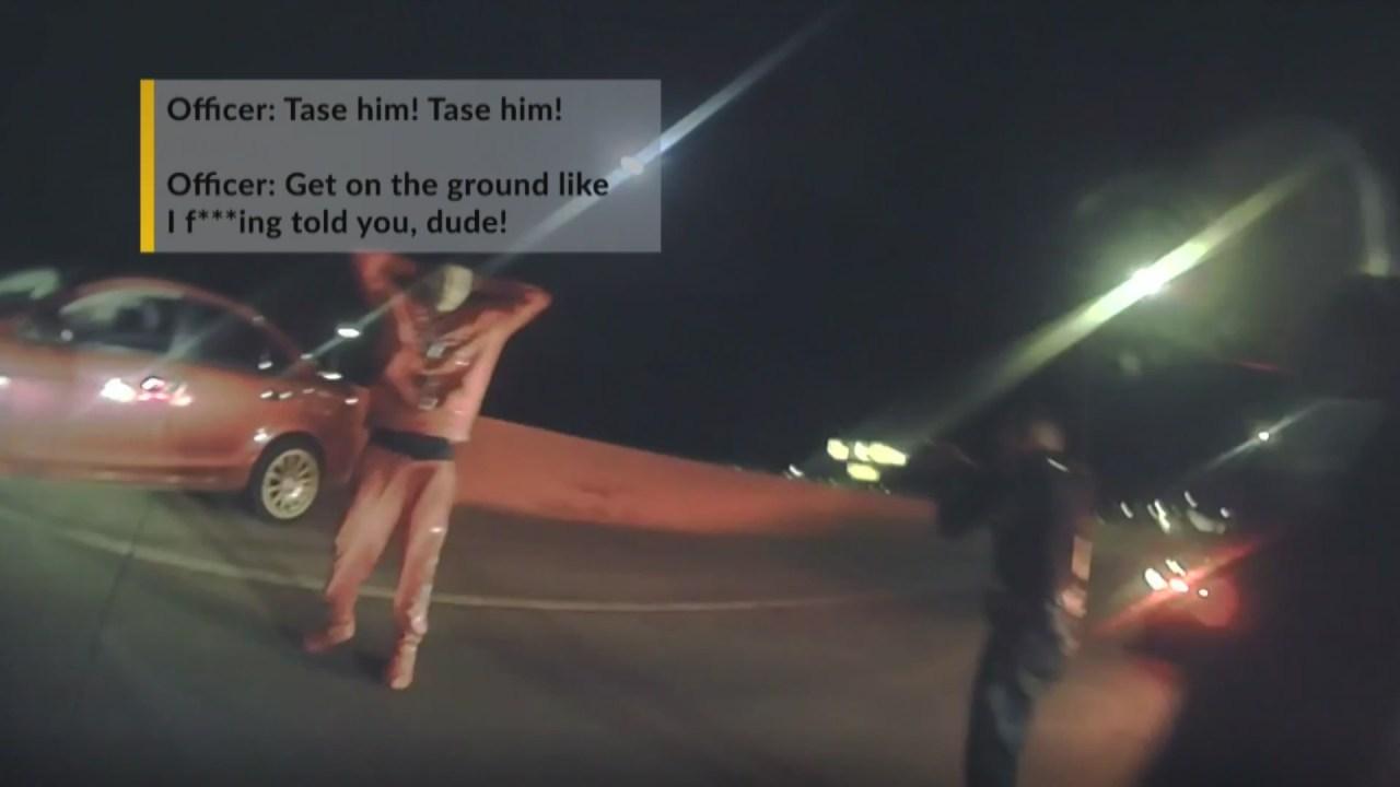 Albuquerque man tries to outrun police