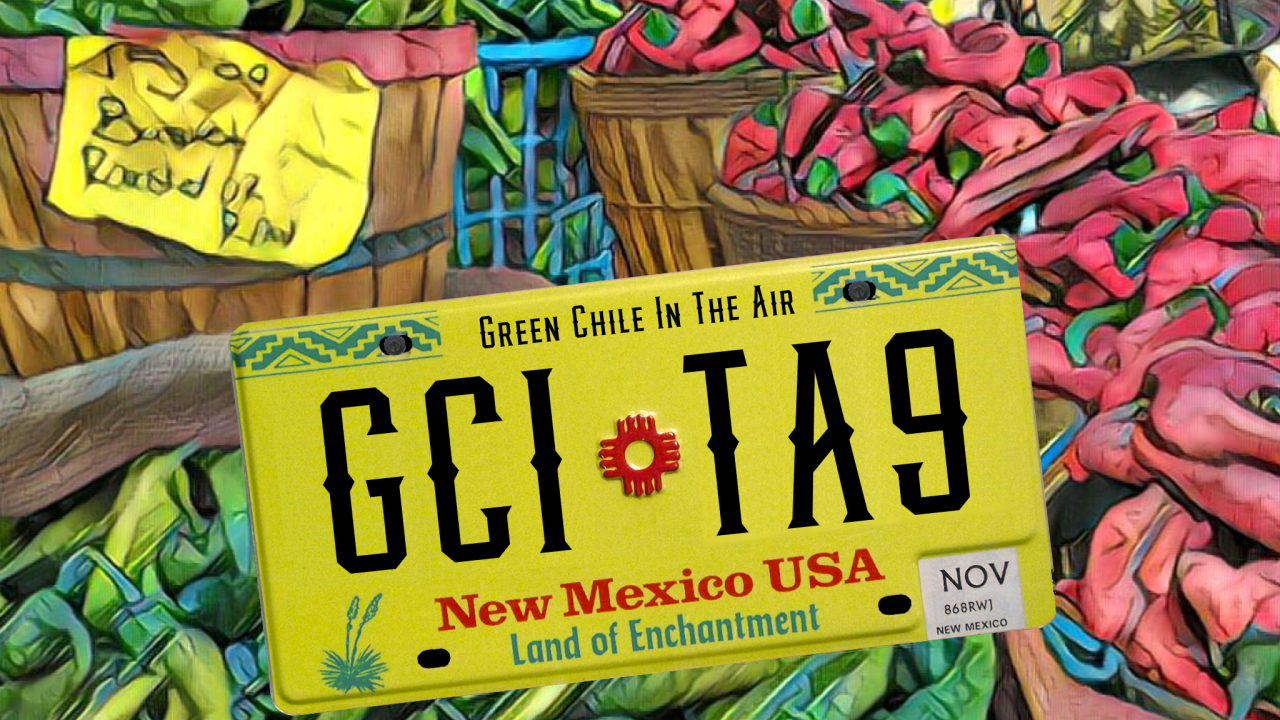 Local artist releases album compilation inspired by New Mexico and green chile