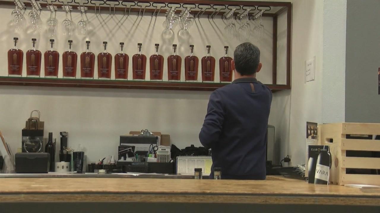Albuquerque veteran crafts unique whiskey