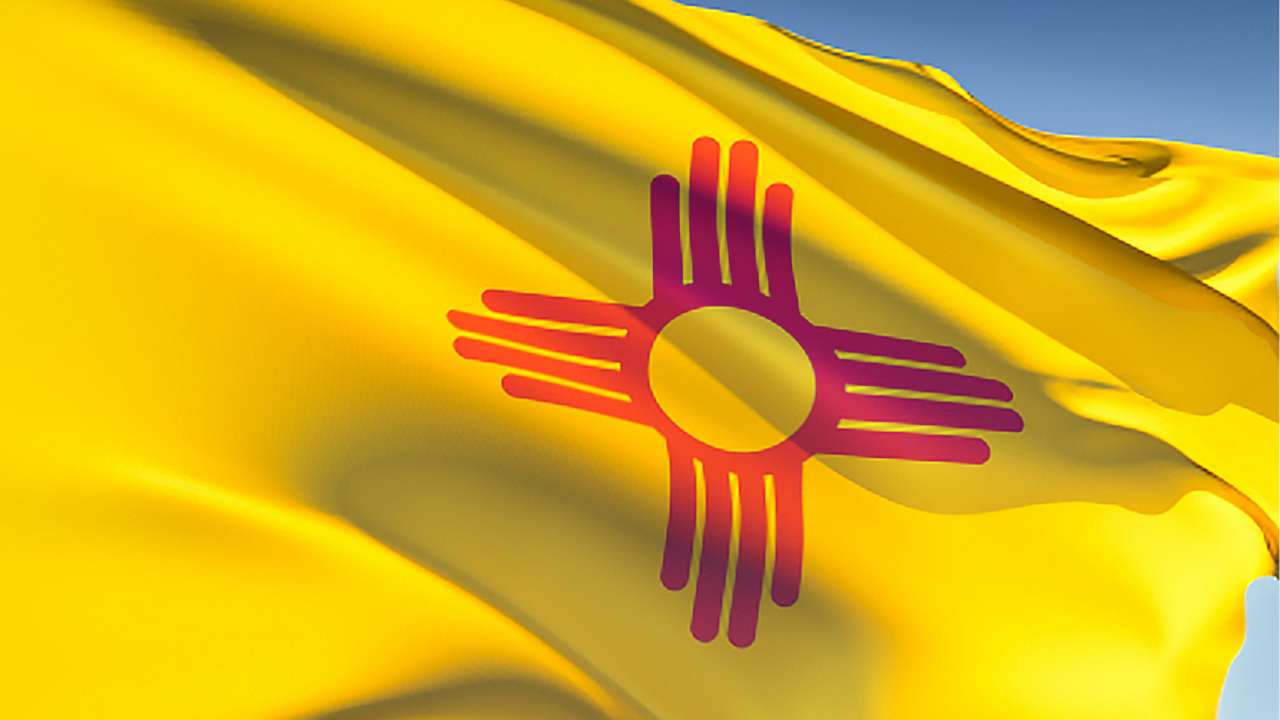 New Mexico State Flag | KRQE News 13