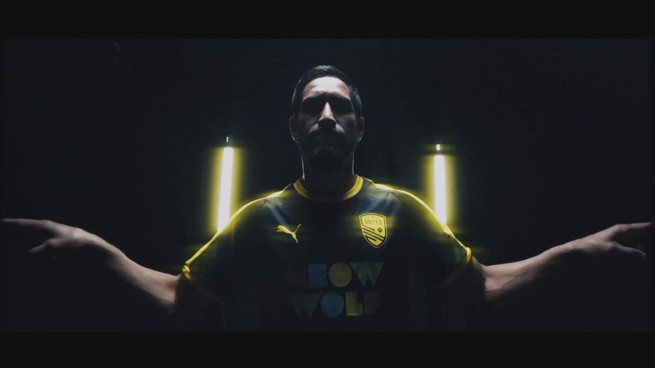 New Mexico United unveil 2020 home uniforms 1