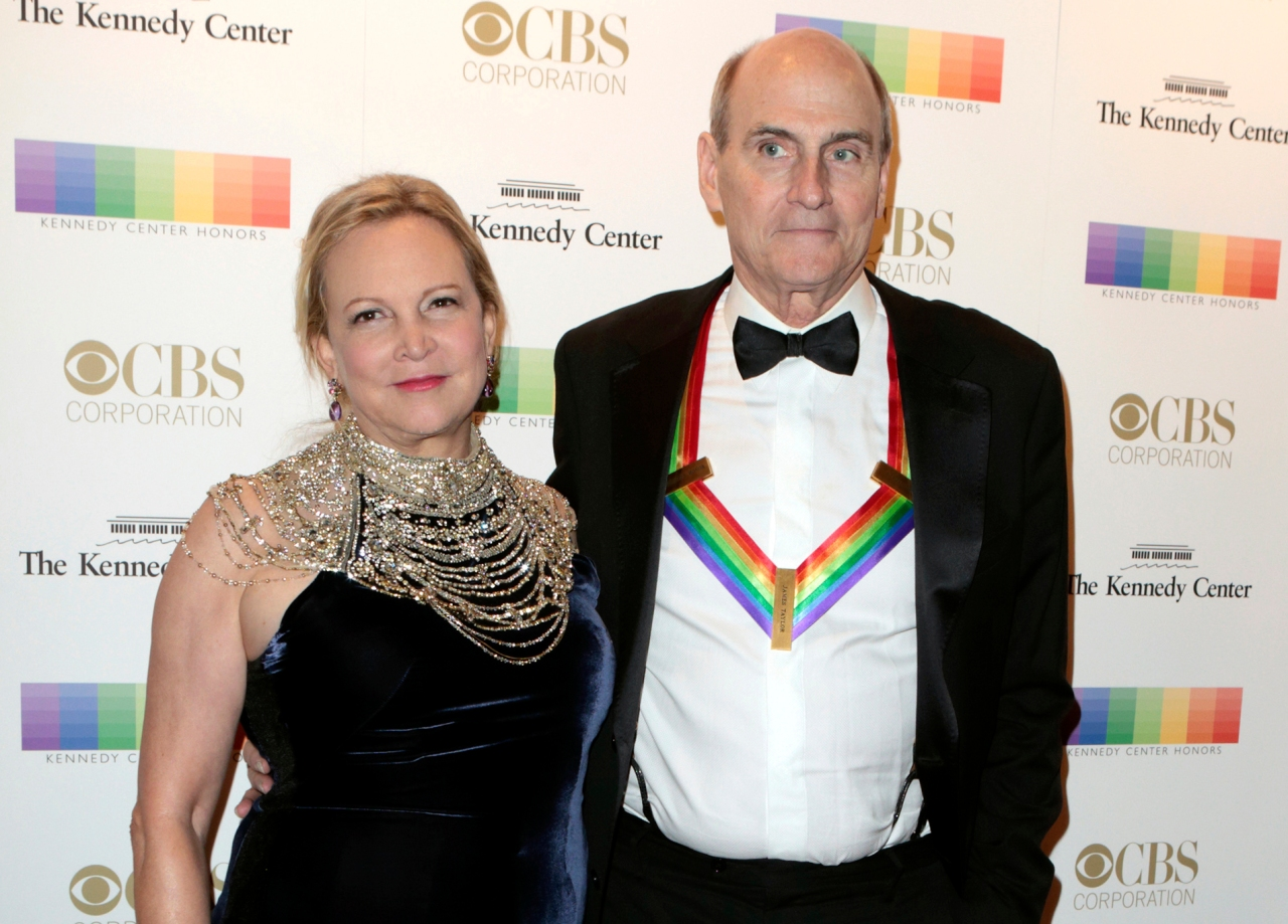 Halloween 2020 Rio Mar Kennedy James Taylor and his wife donate $1M to Boston hospital | KRQE News 13