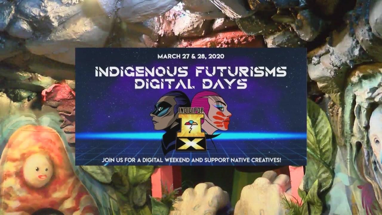 IPX Indigenous Futurisms Digital Days hosts online experience