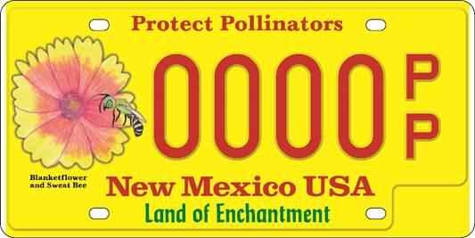new mexico license plates