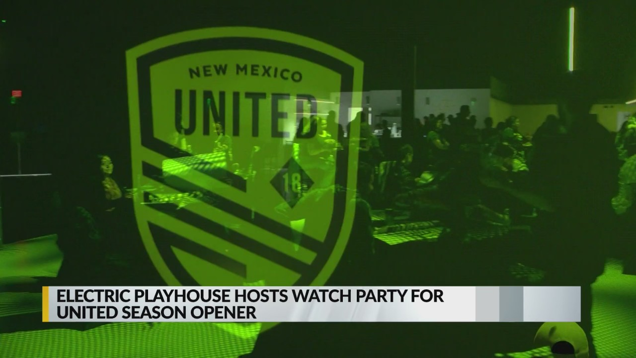 Electric Playhouse to host New Mexico United watch parties throughout season 1