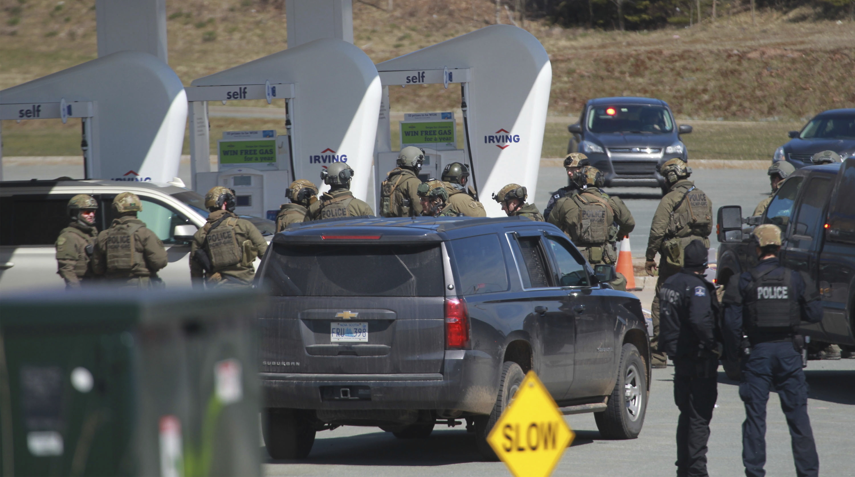 16 Killed In Shooting Rampage Deadliest In Canadian History