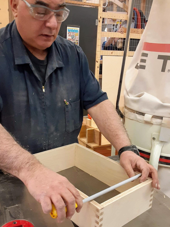 Dovetail Community Workshop Offers Online Woodworking Tutorials Krqe News 13