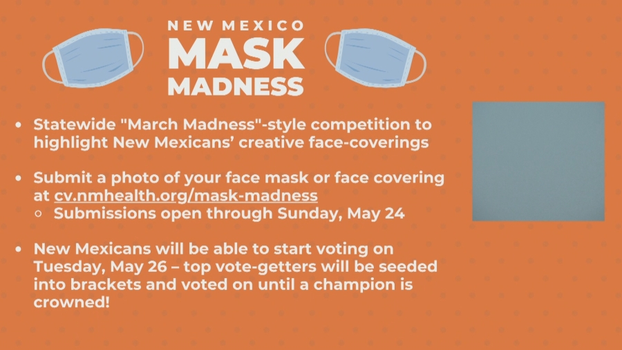 New Mexico Mask Madness