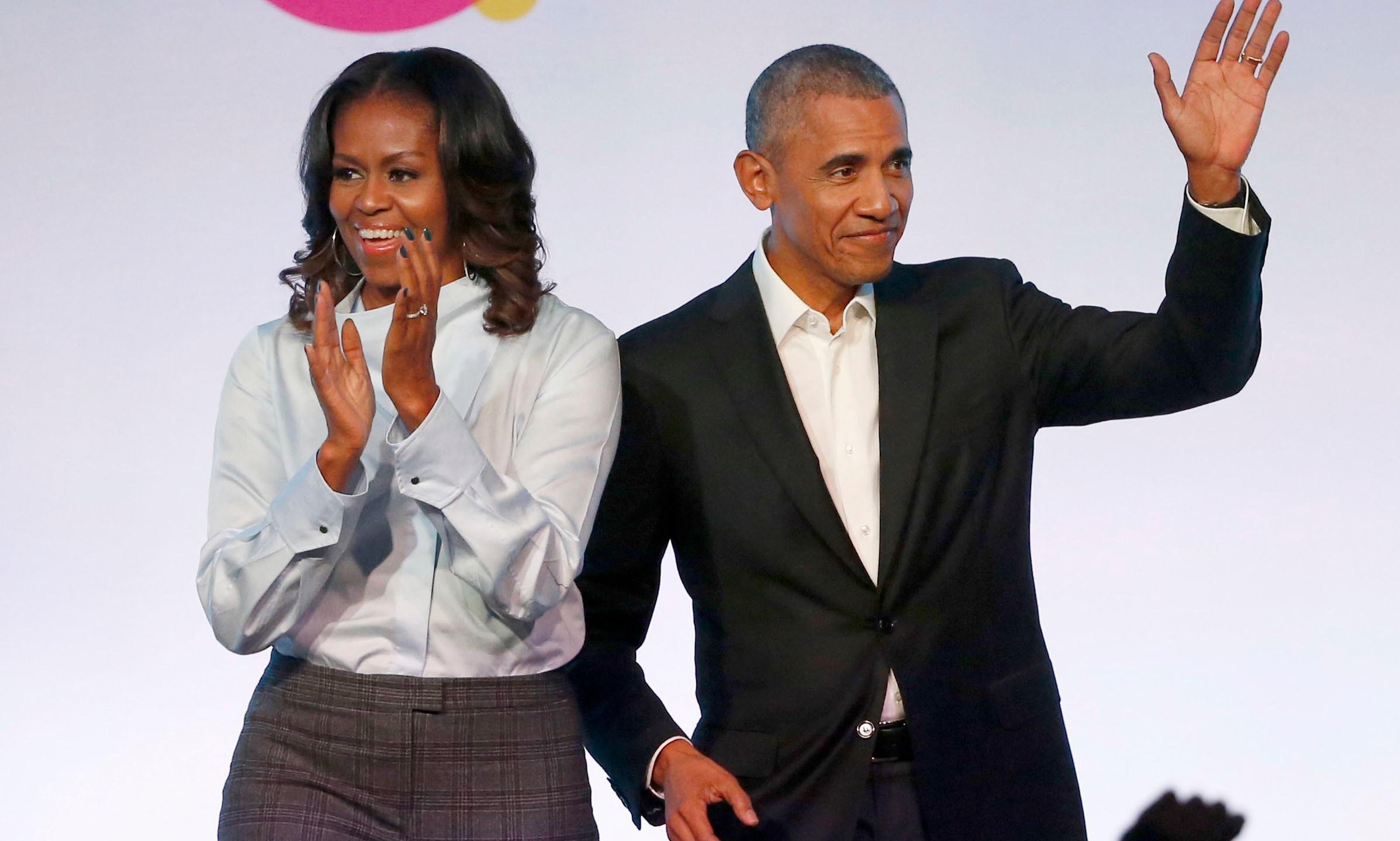Barack Obama, Michelle Obama
