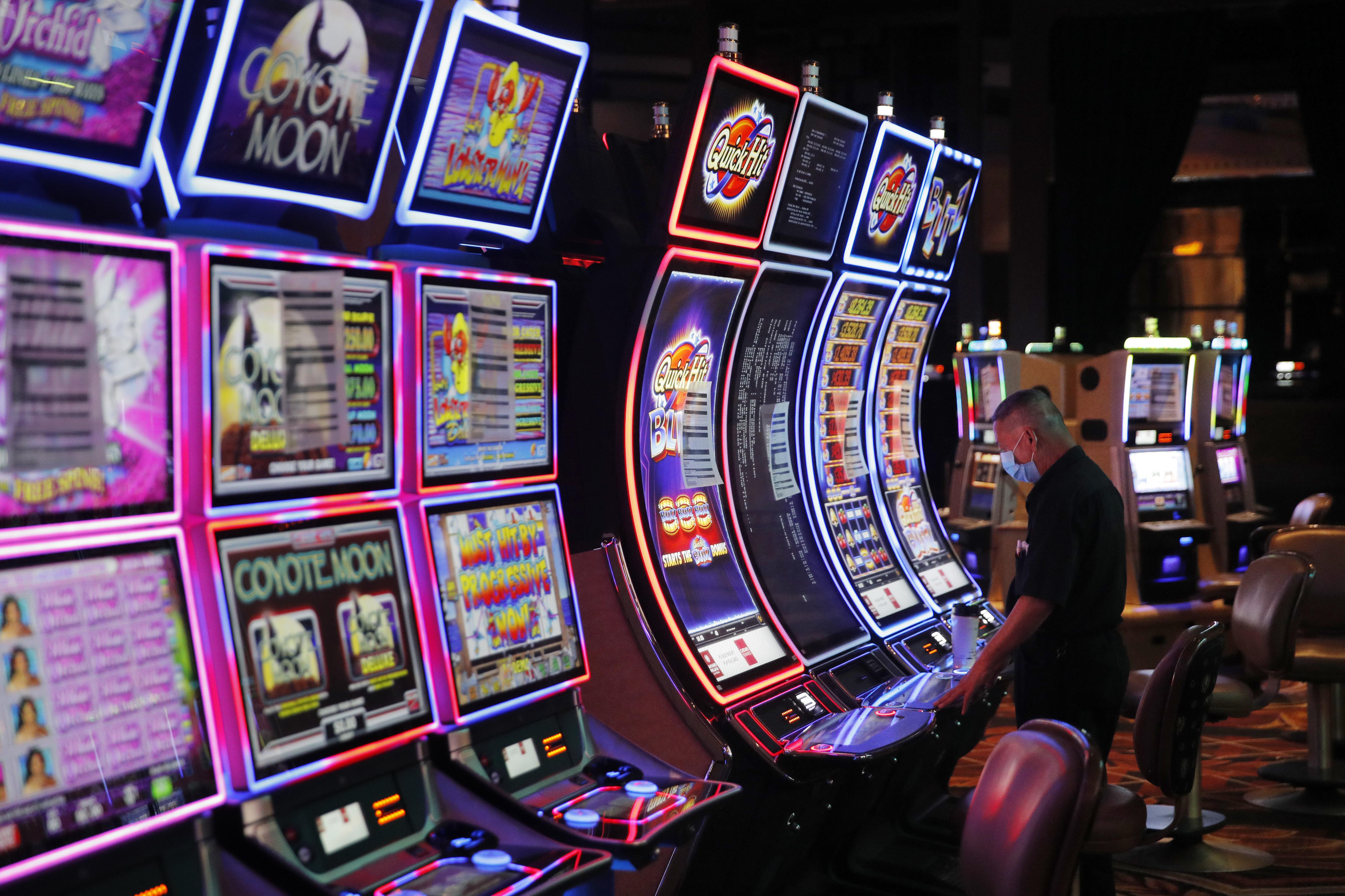 casino emergency procedures
