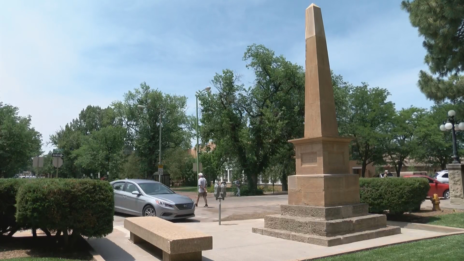 Santa Fe Mayor Orders Removal Of Three Controversial Monuments Krqe News 13