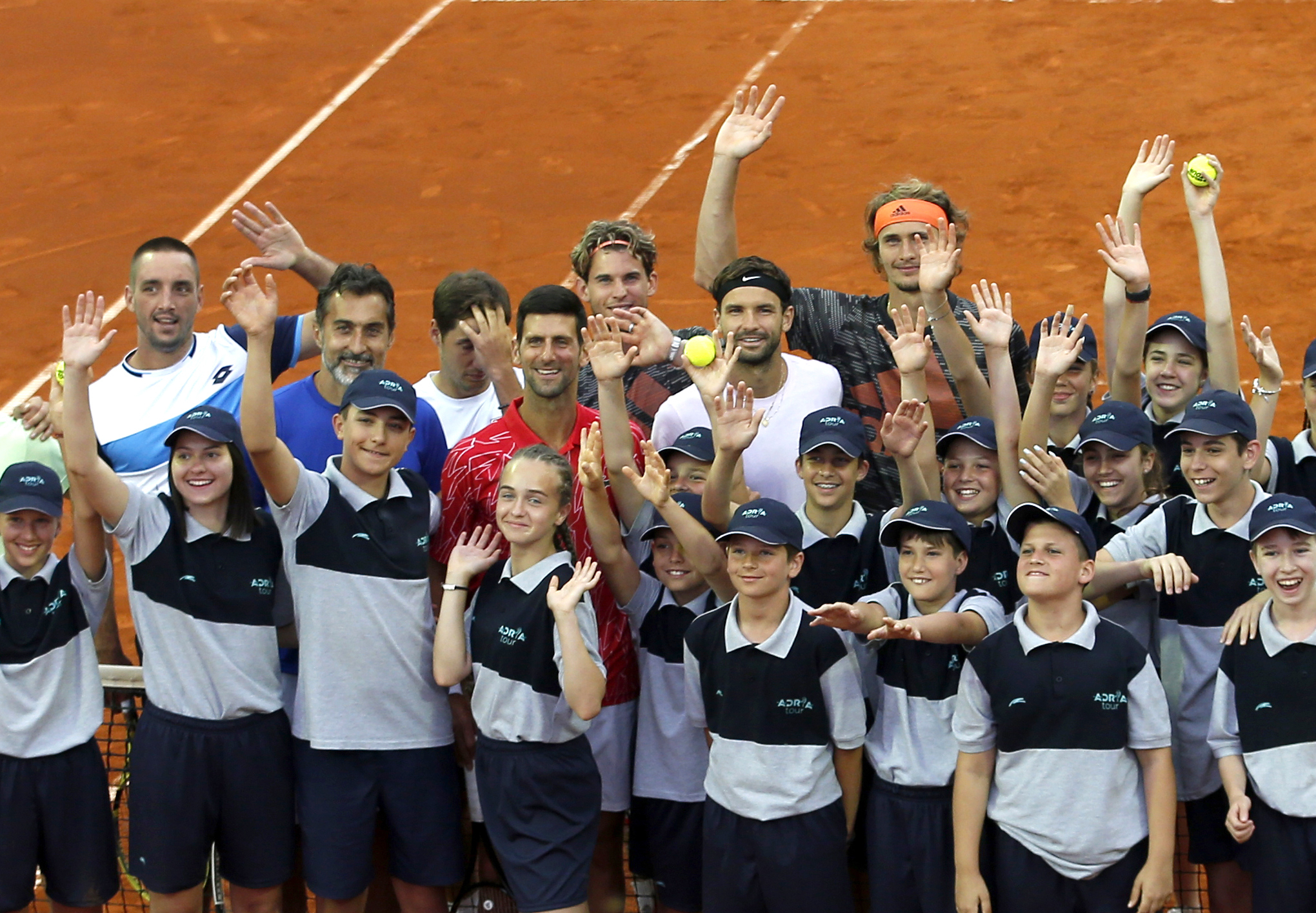 Novak Djokovic And His Wife Test Negative For Coronavirus Krqe News 13