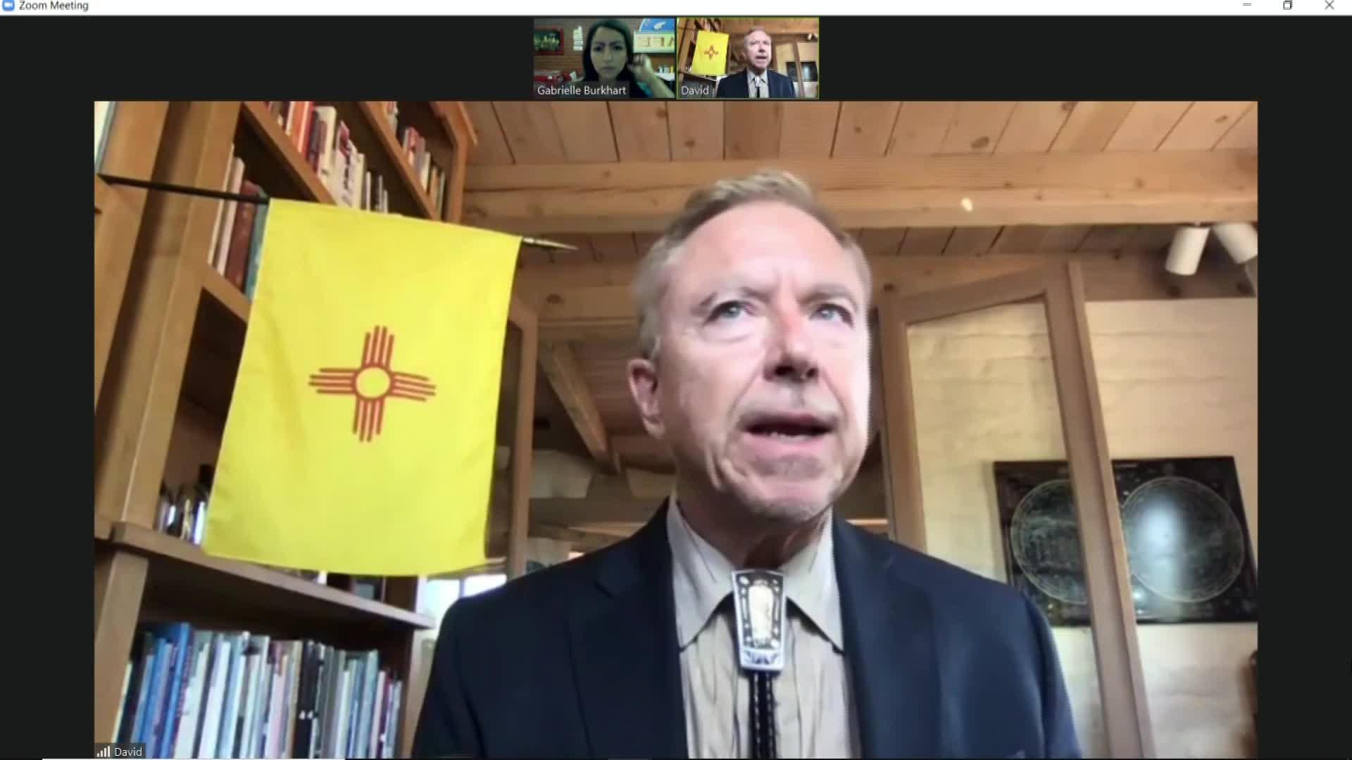 Dr David Scrase