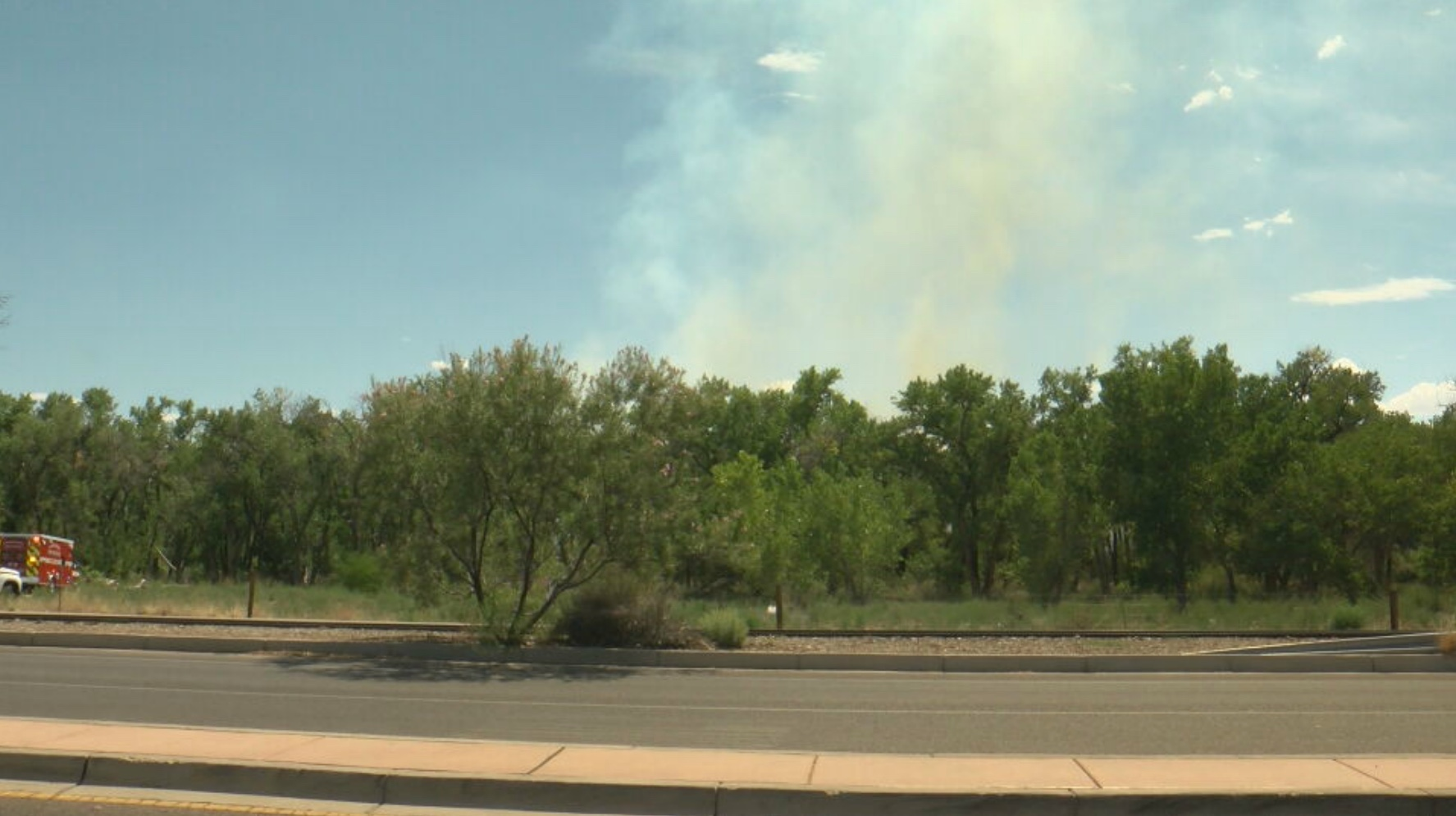 KIT CARSON BRUSH FIRE August 12 2020
