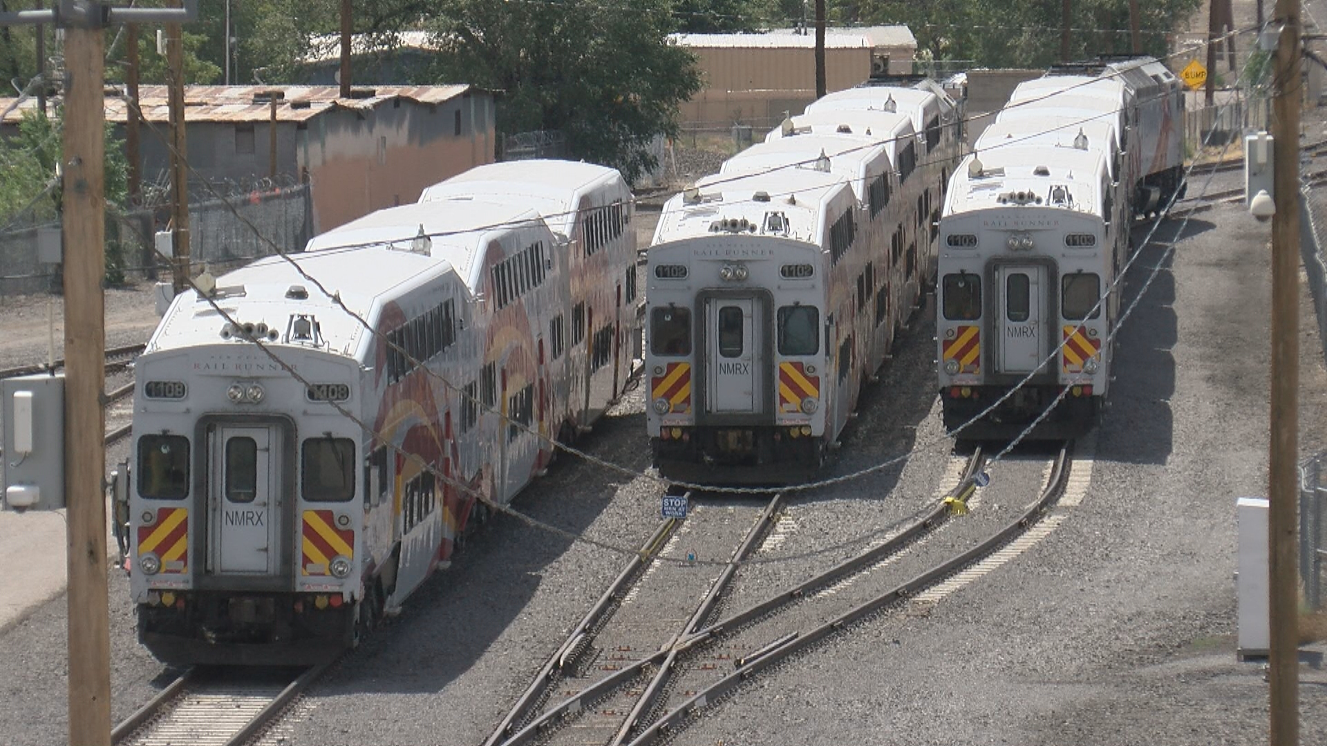 Rail Runner awaits service restart five months into pandemic | KRQE News 13