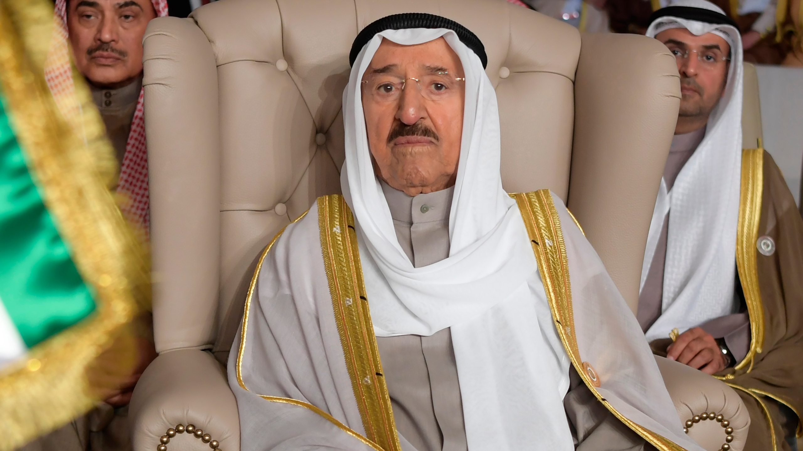 Sheikh Sabah Al Ahmad Al Sabah