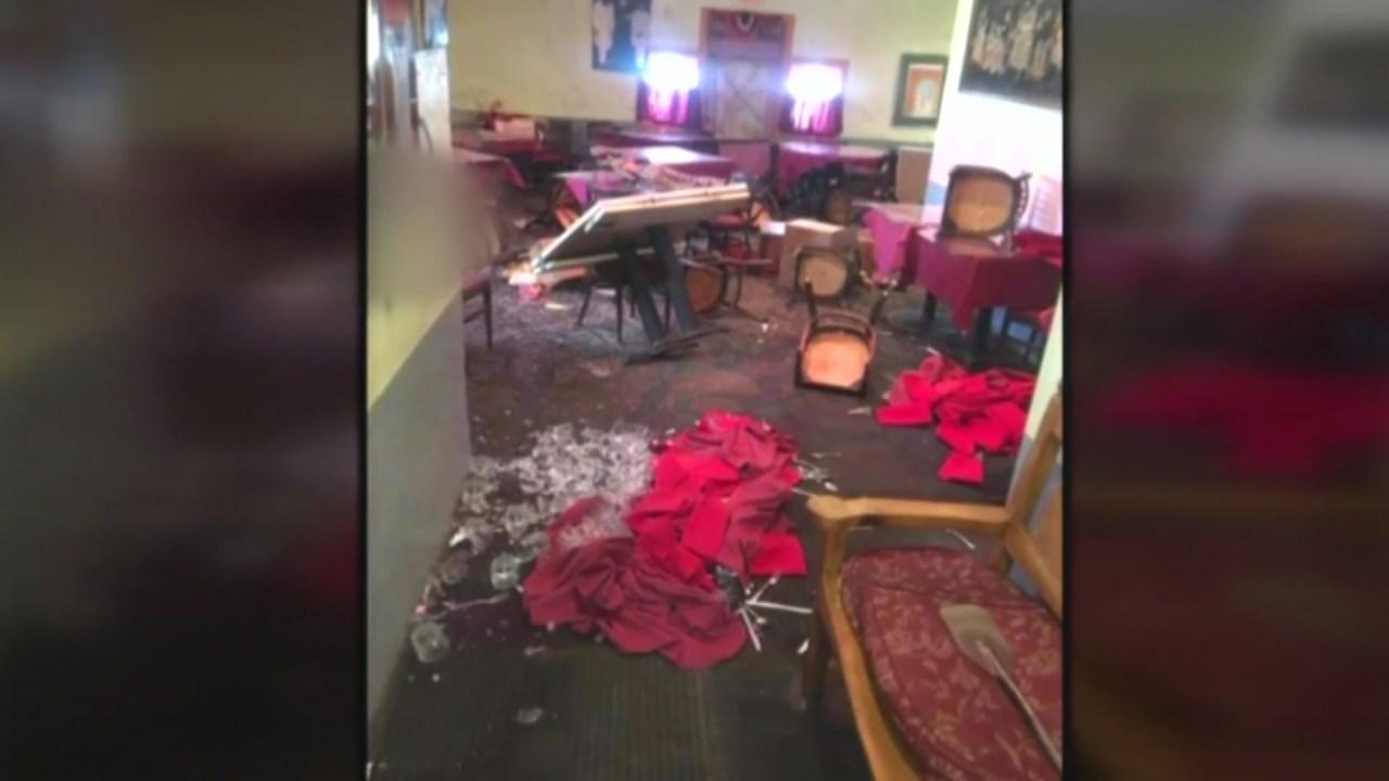 City, state and feds still investigating hate crime at Santa Fe Indian restaurant