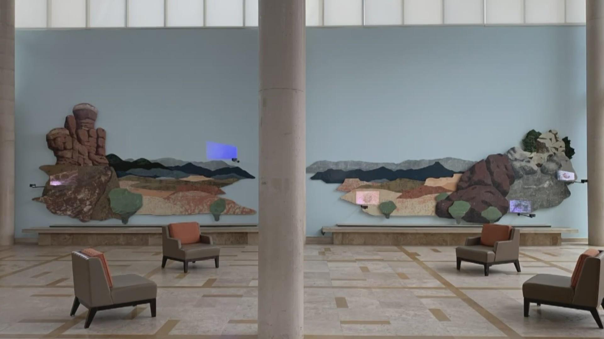 Albuquerque Museum Welcomes 2 New Art Installations Krqe News 13