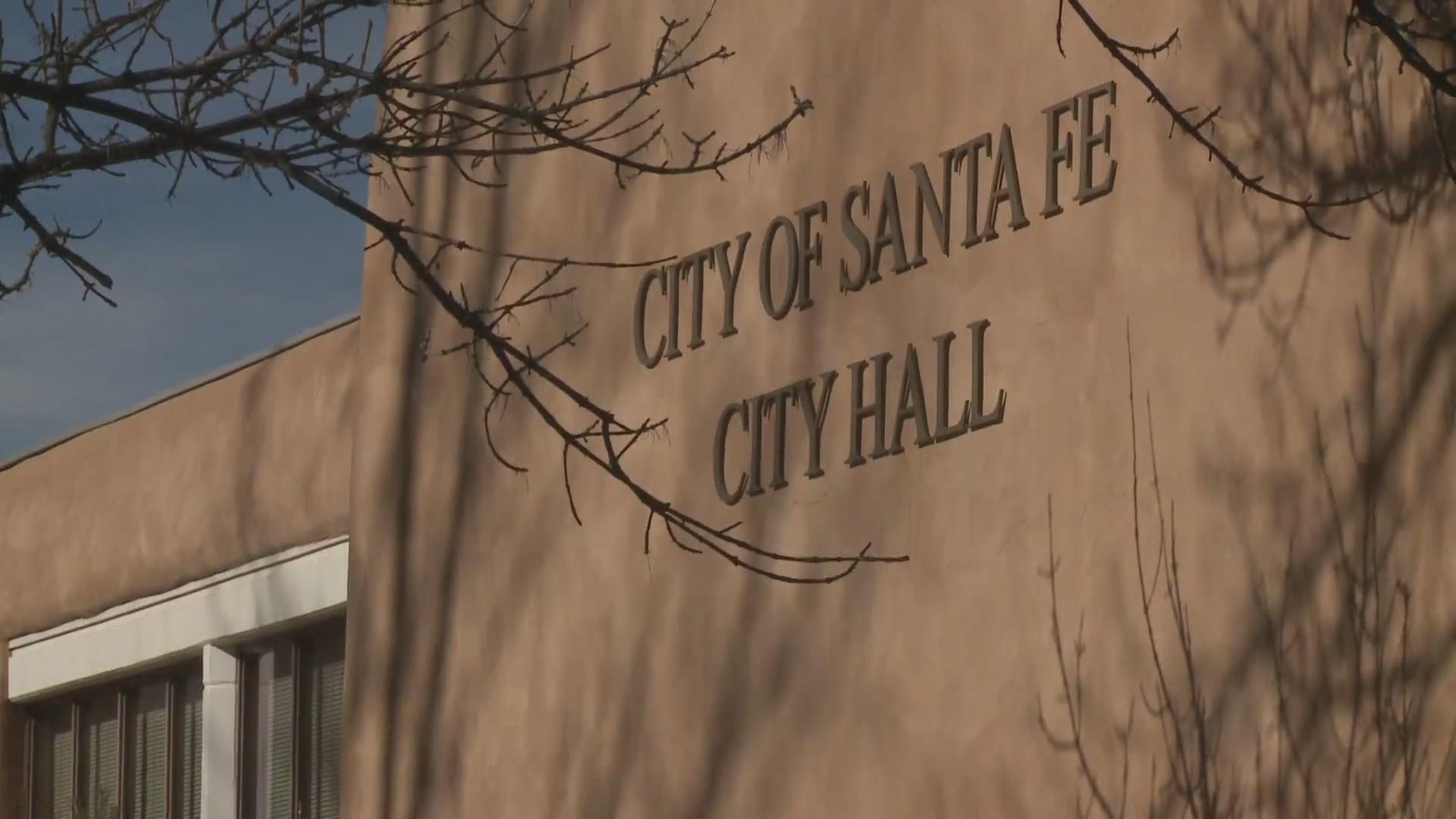 santa fe city hall