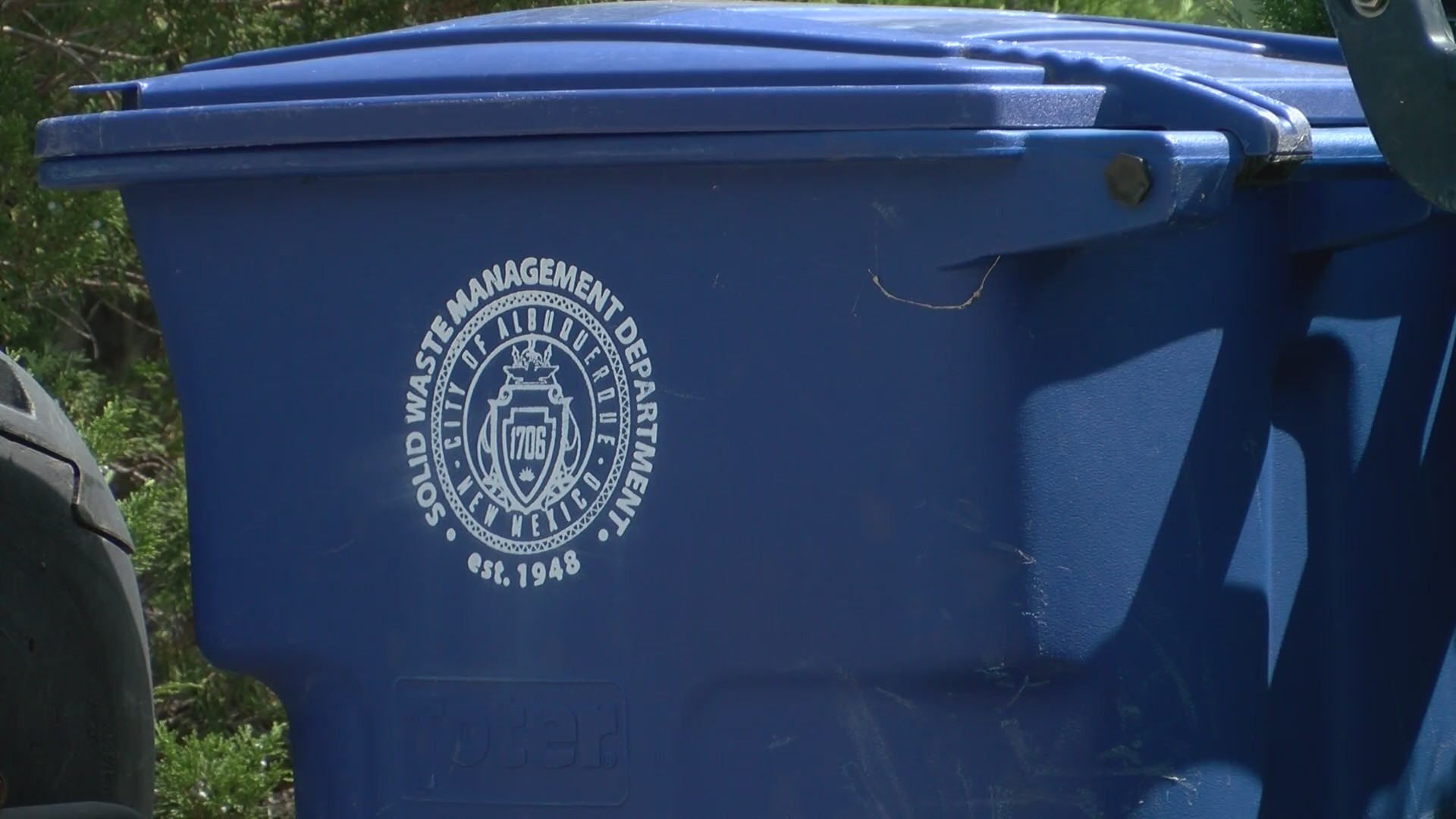 Albuquerque Trash Pickup Christmas 2021 City Of Albuquerque Trash Recycling Will Not Be Collected On Thanksgiving Krqe News 13